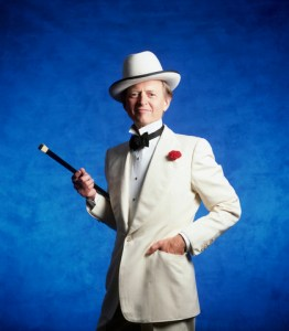 Tom Wolfe, a welcoming recipient of Updike's neutered brand of fairness