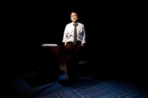 Jerry Perna wrote and stars in White Pines Productions' THE MUSIC YOU REMEMBER (Photo credit: Sarah R. Bloom)