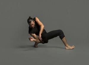 Dancer Joe Cotler  – Photo by Frank Bicking