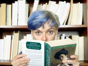 Ama Bollinger stars in Chris Davis's ANNA K (Photo credit: Courtesy of the artist)