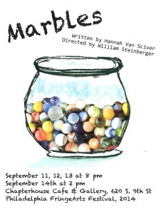 Hannah Van Sciver's MARBLES (Photo credit: Courtesy of the artist)