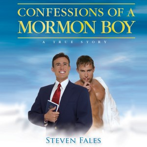 Confessions of a Mormon boy, poster