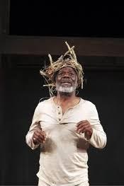 The Globe King Lear