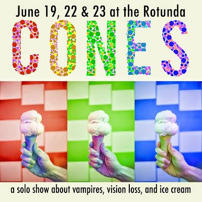 Cones Card Front