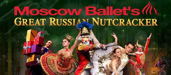 Image result for the russian nutcracker ballet