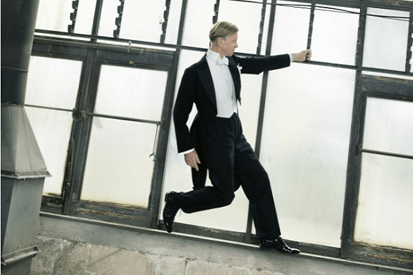 Max Raabe. Photo by Gregor Hohenberg