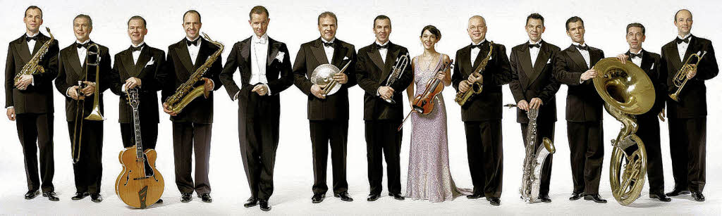 max-raabe-and-the-palast-orchestra, Full ensemble