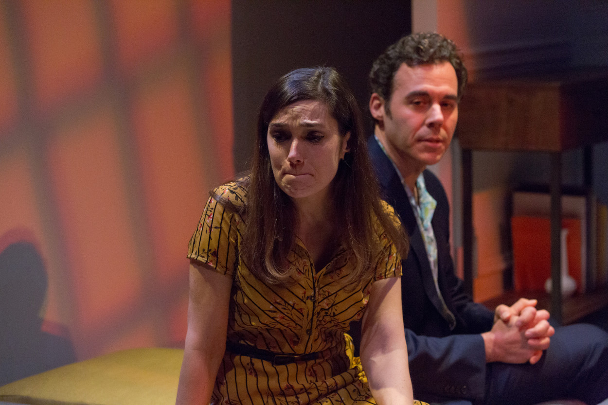 betrayal lantern theater review