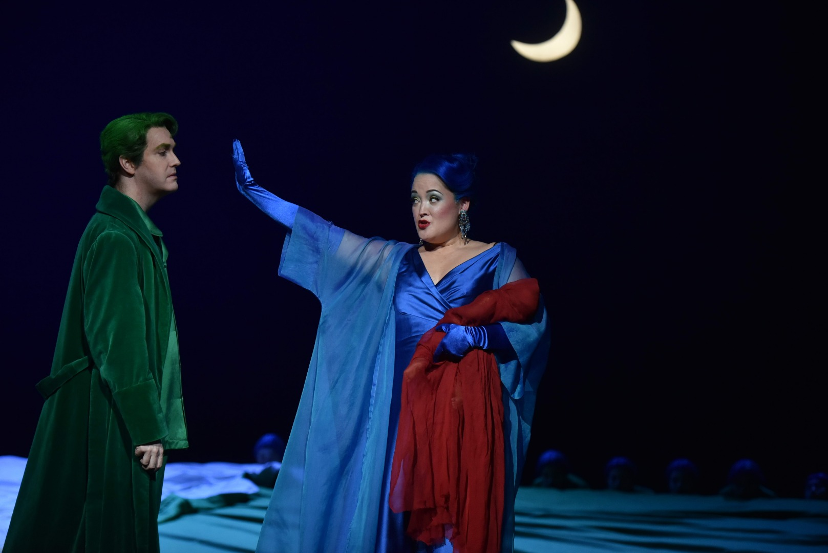 Opera Philly Midsummer Night's Dream review image
