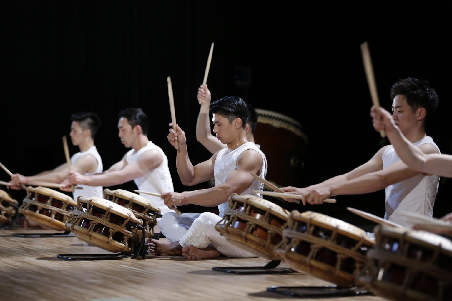 KODO Japanese drums