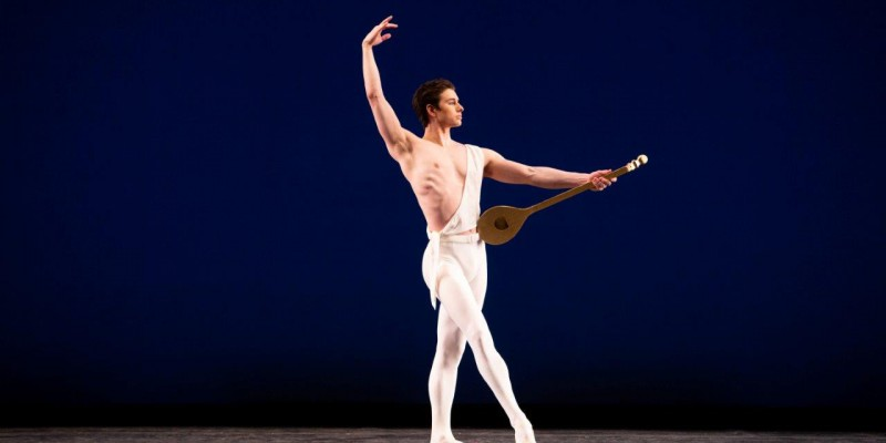 Stravinsky Pa Ballet review