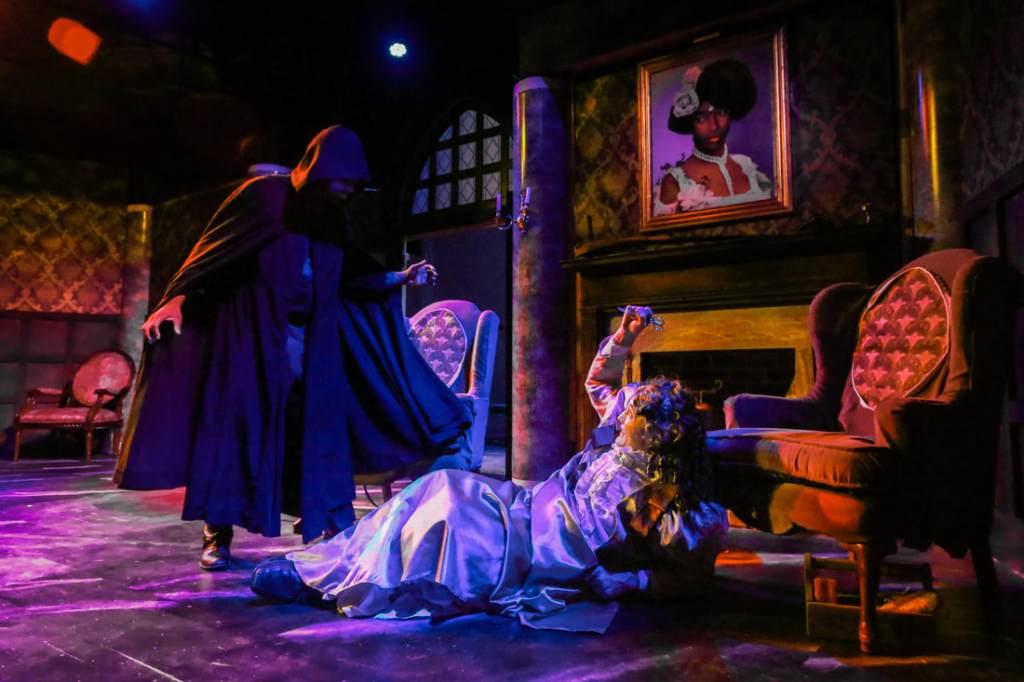 curio theatre mystery of irma vep