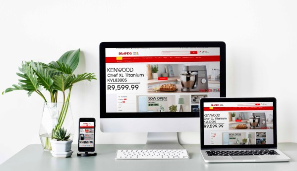e commerce website design rustenburg