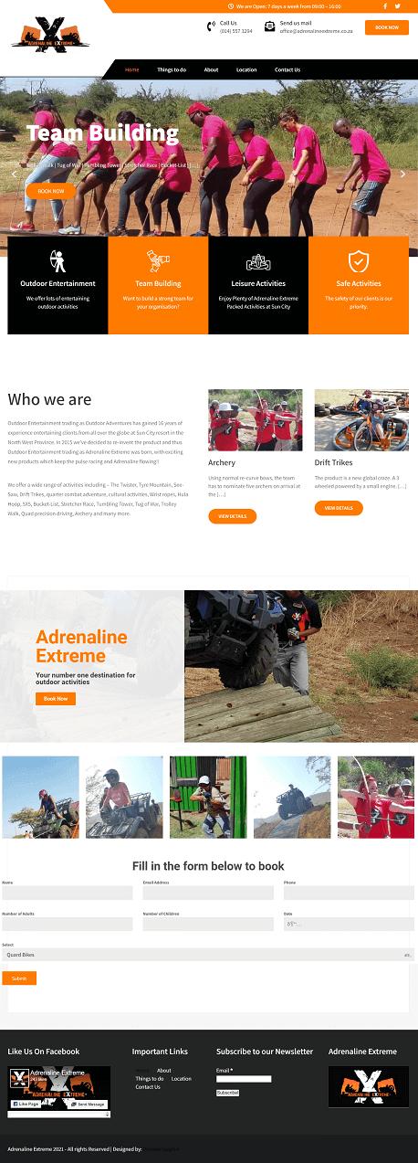 web design rustenburg