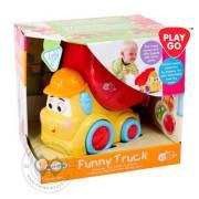 2436-Playgo-Funny-Truck-ชุดรถทรัคแสนซน-3