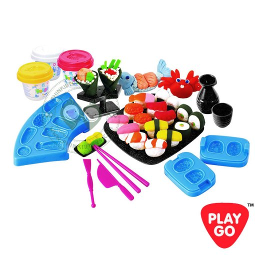 Playgo-Sushi-Set