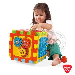 กล่องกิจกรรม Playgo