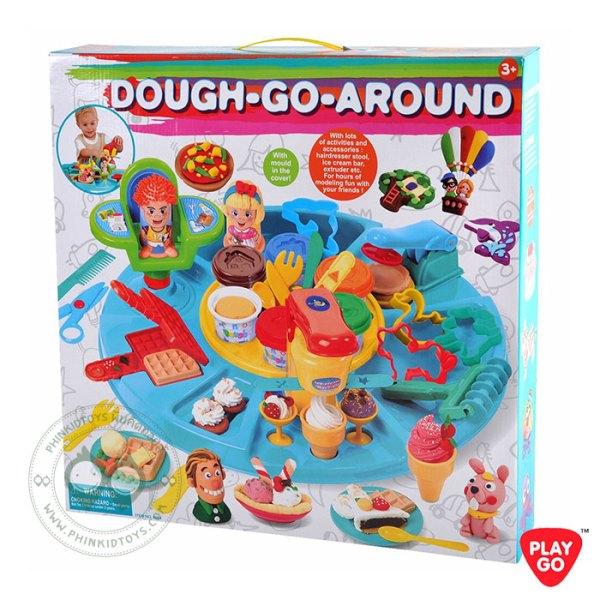 8664 Playgo Dough Go Around ชุดโดว์รวมใหญ่