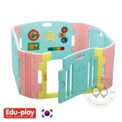 รั้วกั้นเด็ก คอกกั้นเด็ก EDUPLAY รุ่น Happy Baby Room