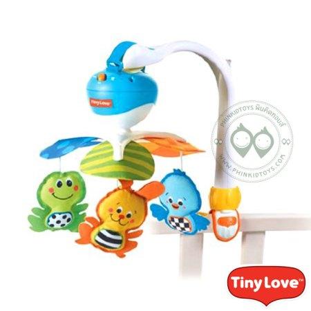 โมบาย Tiny Love Take Along Mobile 3in1 สีฟ้า