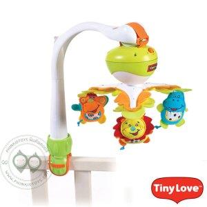 โมบาย Tiny Love Take Along Mobile 3in1 สีเขียว