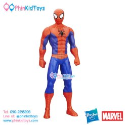หุ่นโมเดล Hasbro Marvel Spider-Man Titan Hero Series 20-inch Spider-Man