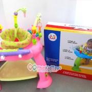 เก้าอี้กระโดดเสริมพัฒนาการ Multi-Functional Baby Jumping Chair ยี่ห้อ Huile Toys-10