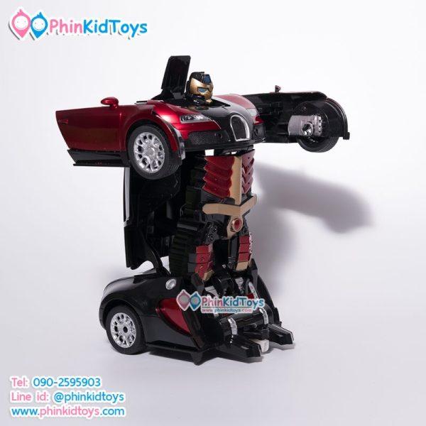 รถบังคับรีโมทแปลงร่างเป็นหุ่นยนต์ ขนาด 1:12