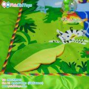 เพลยิมสี่เหลี่ยมลายยีราฟ Baby Gift Rainforest-05