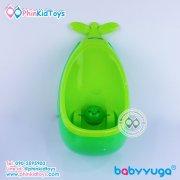 โถปัสสาวะสำหรับเด็กชาย-BabyYuga-สีเขียว-01