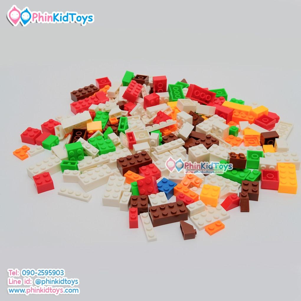 บล็อคตัวต่อเลโก้ 1000 ชิ้น