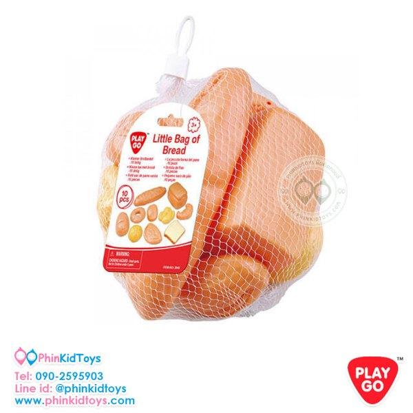 Playgo-3945-ขนมปังเบเกอร์รี่ถุงตาข่าย-2