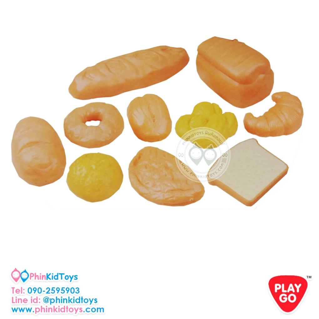 Playgo-3945-ขนมปังเบเกอร์รี่ถุงตาข่าย-3
