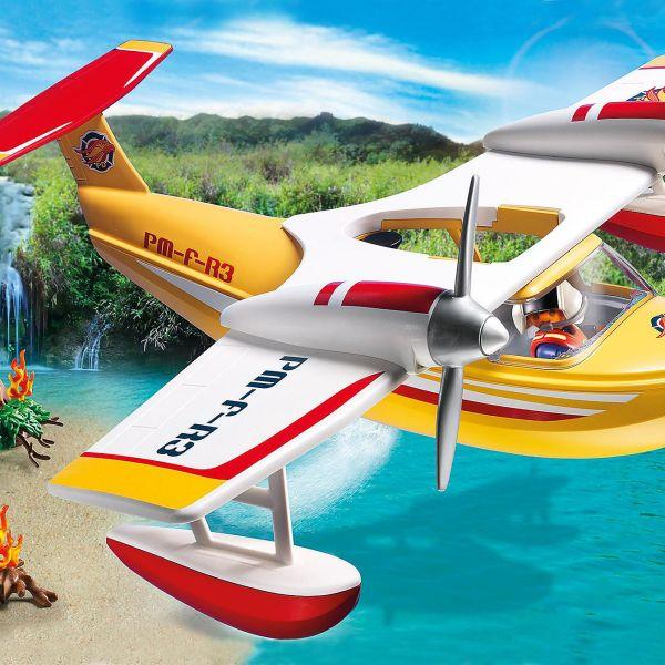 Firefighting Seaplane Figure-02