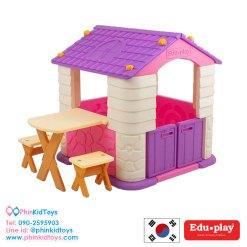 บ้านพร้อมโต๊ะเก้าอี้ Eduplay PH-TB7226V-2