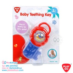 Playgo-1502-baby-Teething-key