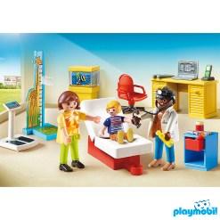 Playmobil 70034 StarterPack Pediatrician's Office Figuer เพลย์โมบิล สตาร์ทเตอร์ แผนกกุมารแพทย์