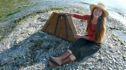 Carolyn Cruso -- Pacific Northwest Folklore Society Coffeehouse Concert
