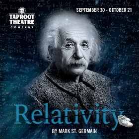 """Relativity"" by Mark St. Germain"