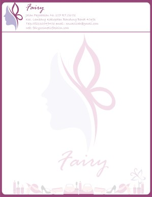 Kop surat Fairy
