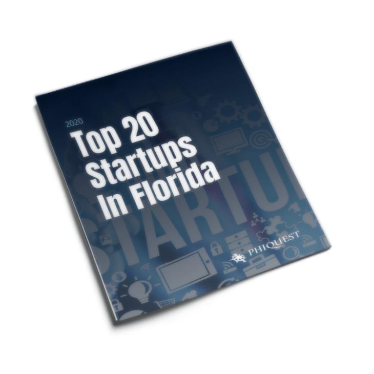 Top 20 Startups in Florida - Phiquest