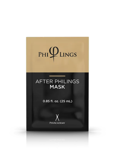 AFTER PHILINGS MASK