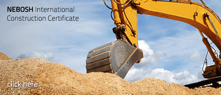 Training NEBOSH International Certificate in Construction Health and Safety