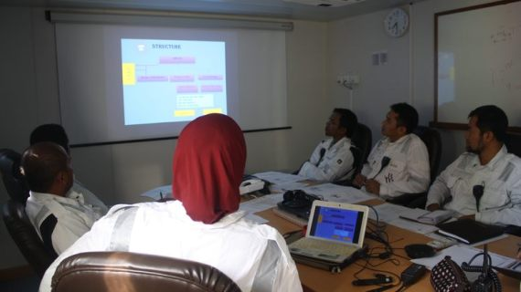 Training K3 Laboratorium – Safety Laboratory