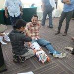 First Aid Training Sertifikasi Kemnaker
