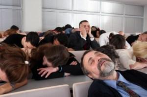 Sleeping Employees