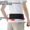 Phiten Lightweight Titanium Waist Belt Medium
