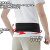 Phiten Lightweight Titanium Waist Belt Small