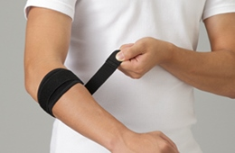Phiten Titanium Tendow Elbow Strap