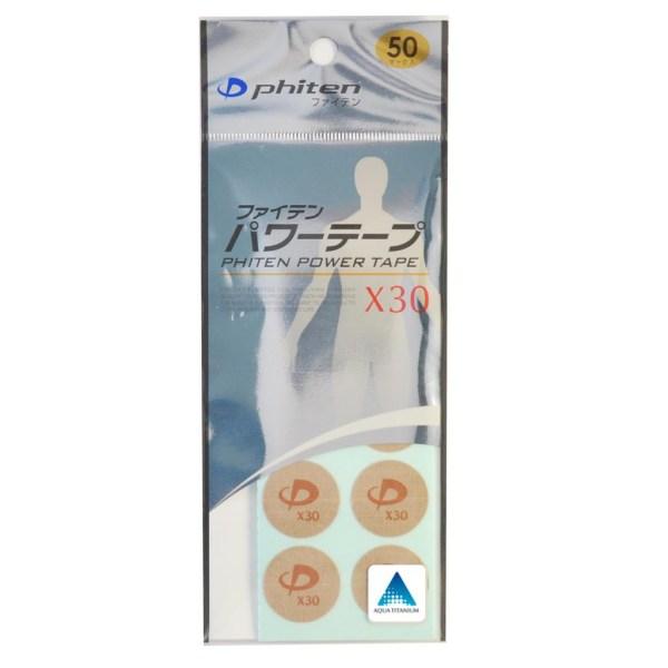 X30 Phiten Titanium Power Tape Disc